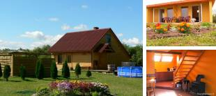 Podnieki, holiday house, foto 0